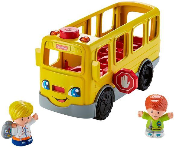 Fisher Price skolebus